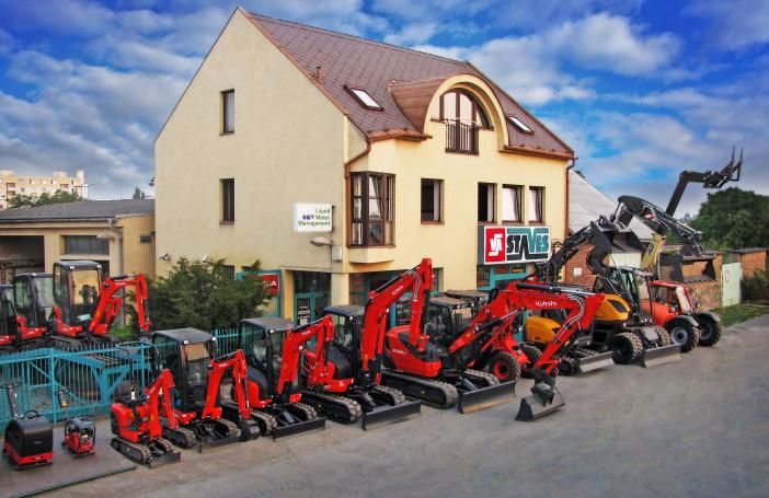 Sídlo společnosti v Olomouci