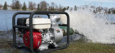 Vodní čerpadla