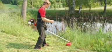 Lehká mechanizace zahradní