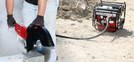Hydraulické agregáty a nářadí