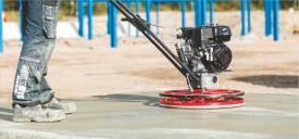 Lehká mechanizace betonářská