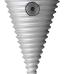 Vrták na bagr - na štípání pařezů 180 mm