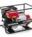 Elektrocentrála Honda ECT 7000 PG