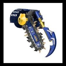 Příkopový rýhovač Auger Torque T600