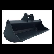 Svahovací lopata pevná pro nosiče 2-3 t, šířka 1000 mm