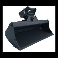 Svahovací lopata naklápěcí pro nosiče 2-3 t, šířka 1000 mm